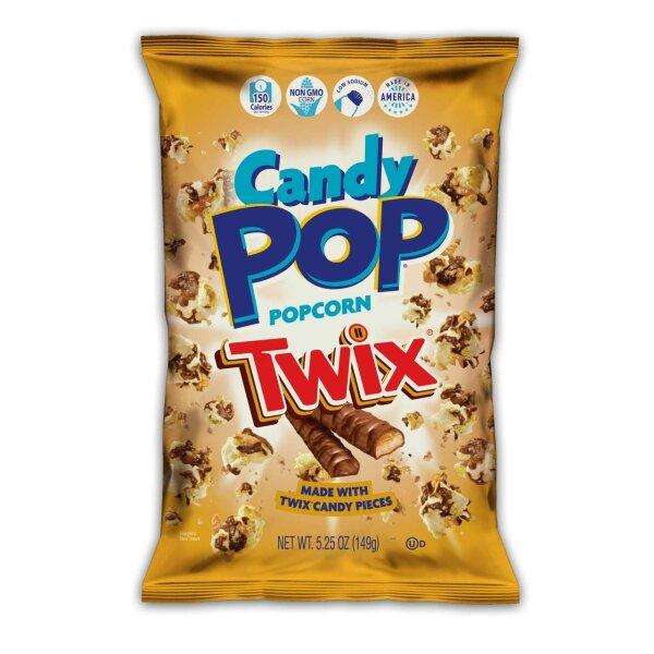Candy Pop Popcorn Twix 28g