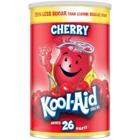 Kool Aid Cherry Large Canister 1,78kg