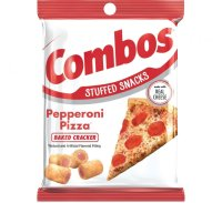 Combos Pepperoni Pizza Baked Cracker 178g