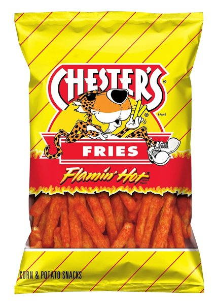 Chester's Flamin' Hot Fries 170,1g