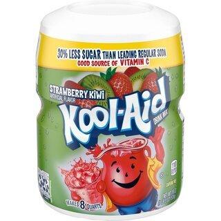 Kool Aid Drink Mix Strawberry Kiwi 538g
