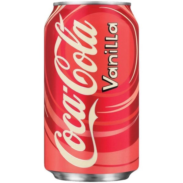 Coca Cola  Vanilla 355 ml