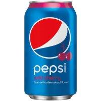 Pepsi - Wild Cherry 355 ml (MHD ABGELAUFEN)