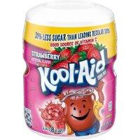 Kool Aid Drink Mix Strawberry 538g