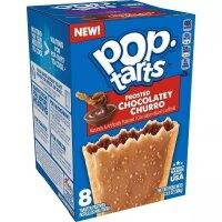 Kelloggs Pop-Tarts Frosted Chocolatey Churro - 8...
