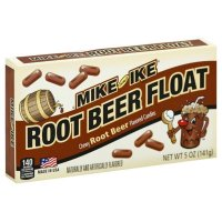 Mike and Ike Root Beer Float 141g