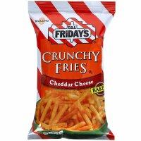 TGI Fridays Crunchy Fries Cheddar Cheese 127g
