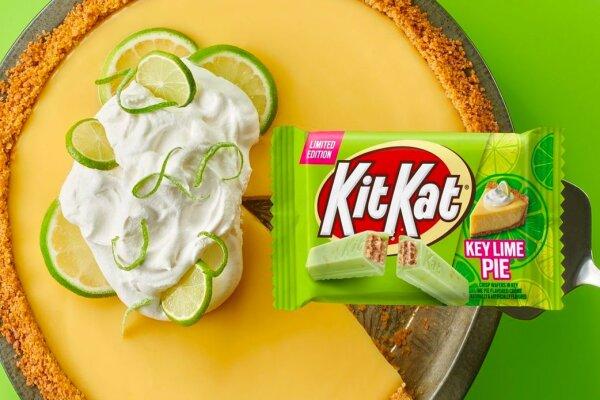 Kit Kat - Key Lime Pie Limited Edition 42g
