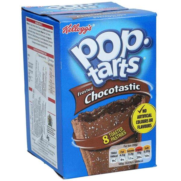 Kellogg's Pop-Tarts Frosted Chocotastic 384g