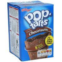 Kelloggs Pop-Tarts Frosted Chocotastic - 8 Stück - 384g