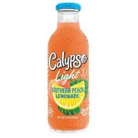 Calypso - Southern Peach Light Glasflasche 473 ml