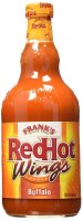 Franks Red Hot Wings Sauce Buffalo 680ml