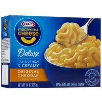 Kraft Macaroni & Cheese Deluxe 397g