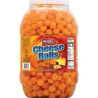 Herr´s Cheese Balls Barrel 482g