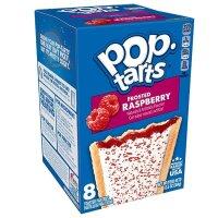 Kelloggs Pop-Tarts Frosted Raspberry - 8 Stück - 384g