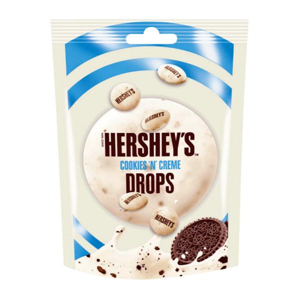 Hershey's Cookies & Creme Drops 80g