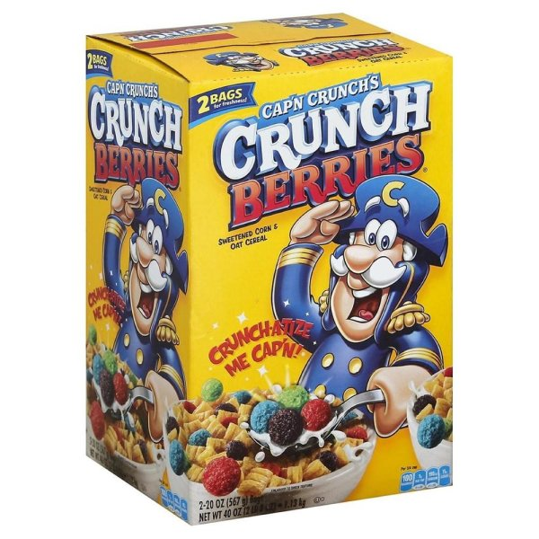 Cap'n Crunch Berries 1,13 Kg
