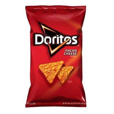 Doritos Nacho Cheese 453g