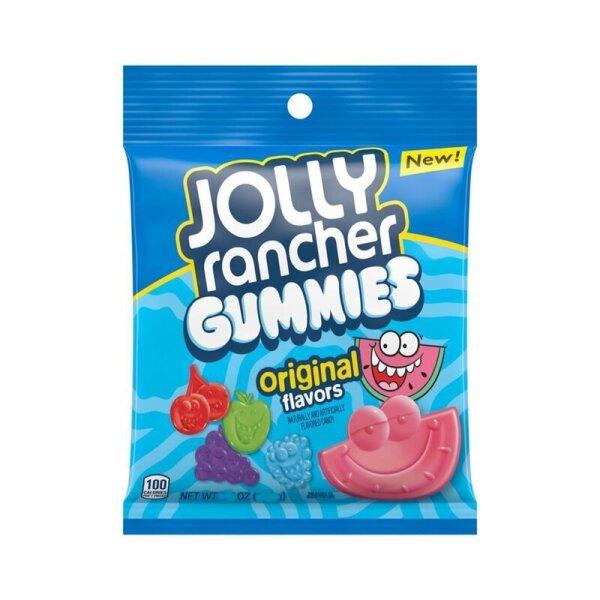 Jolly Rancher Gummies Original Flavors 141g