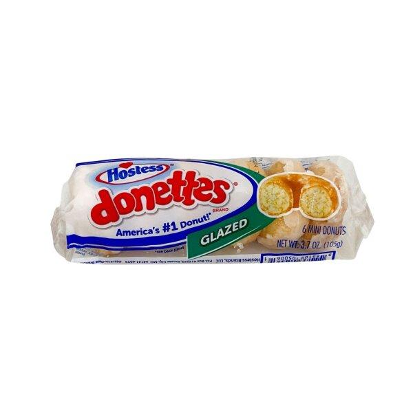 Hostess Donettes Mini Donuts Glazed 105g