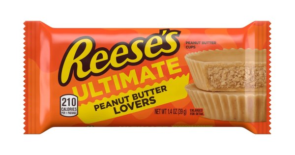 Reese's Peanut Butter Cups Ultimate Peanut Butter Lovers 39g