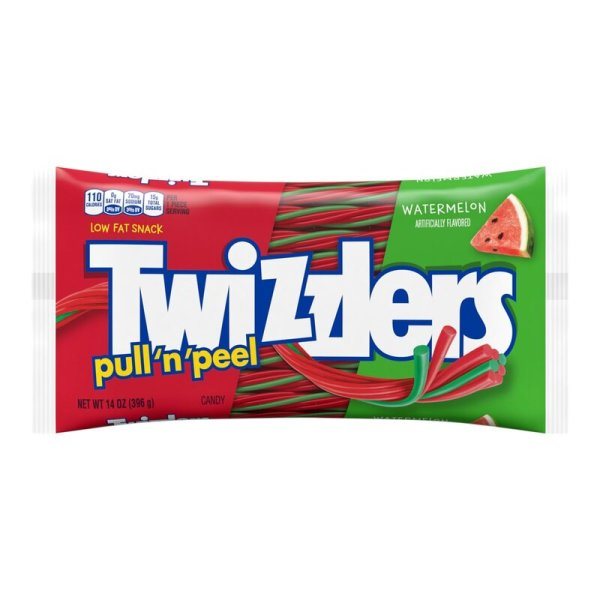 Twizzlers Pull´n´ Peel Watermelon 396g