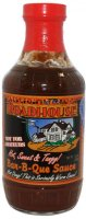 Roadhouse Hot Sweet and Tangy BBQ Sauce 538g