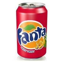 Fanta - Fruit Twist - 330 ml