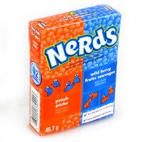 Nerds Peach & Wild Berry 46,7g