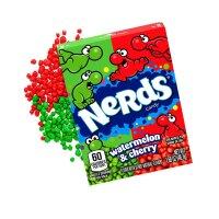Wonka Nerds Cherry & Watermelon 46,7g