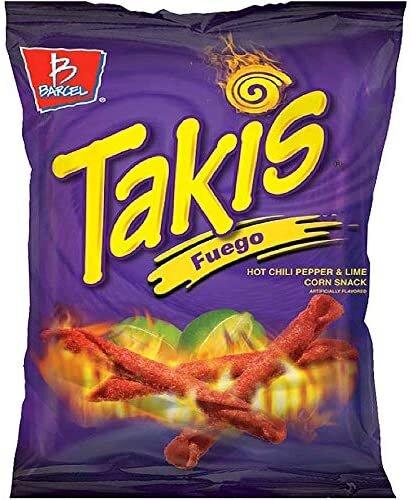 Takis Fuego 113,4g