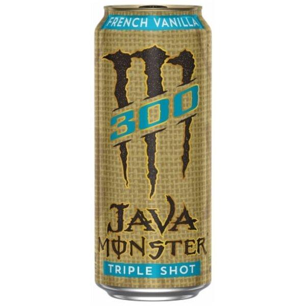 Monster USA - Java Triple Shot - French Vanilla 443 ml
