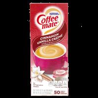 Nestle - Coffee Mate Cinnamon Vanilla Créme 50 x...
