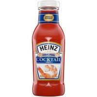 Heinz Original Seafood Cocktail Sauce Glas 340g