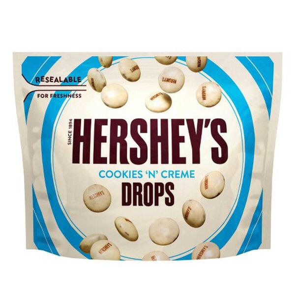 Hersheys Cookiesn Creme Drops 215g