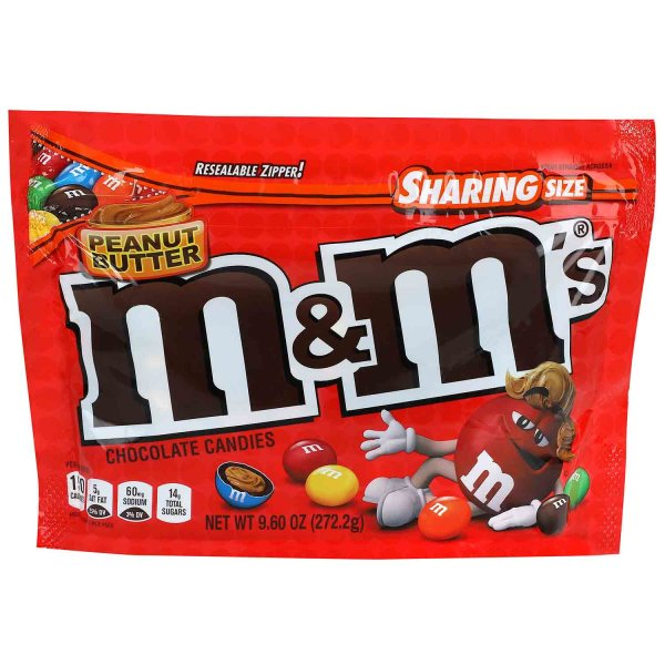 M&Ms Peanut Butter 272,2g