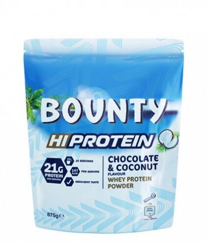 Mars Hi-Protein Bounty Chocolate & Coconut Whey Protein Powder 875g