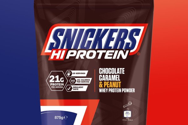 Mars Hi-Protein Snickers Chocolate Caramel & Peanut Whey Protein Powder 875g