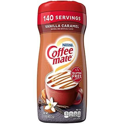 Nestle Coffee Mate - Vanilla Caramel 425 g