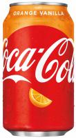 Coca Cola  Orange Vanilla 355 ml