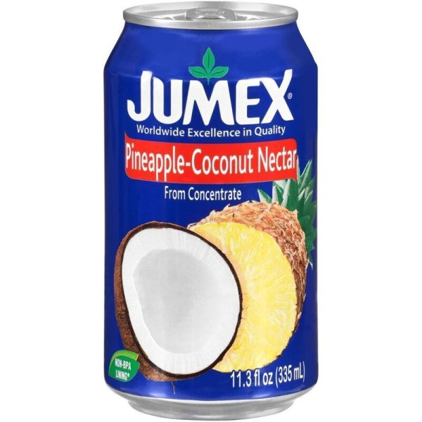 Jumex Pineapple-Coconut Nectar 335ml