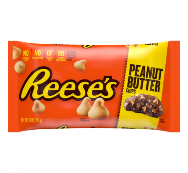 Reeses Peanut Butter Baking Chips 283g