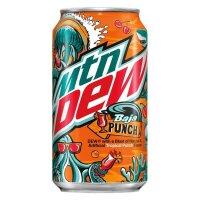 Mountain Dew - Baja Punch - 355ml