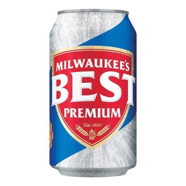 Milwaukees Best Beer 355ml