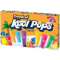 Kool Pops Tropical Pop Freezer 567g