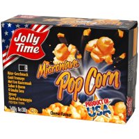 Jolly Time Microwave Popcorn Cheese Flavour - 300g