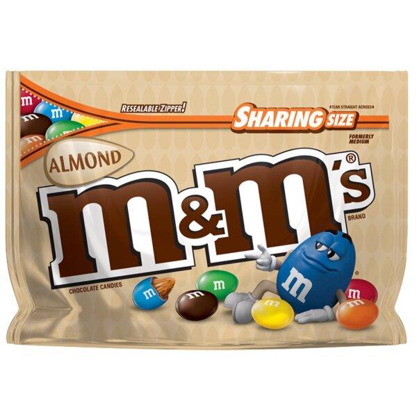 M&M´s Almond 263,7g