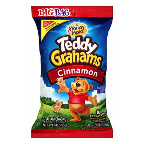 Teddy Graham Cinnamon Big Bag 85g