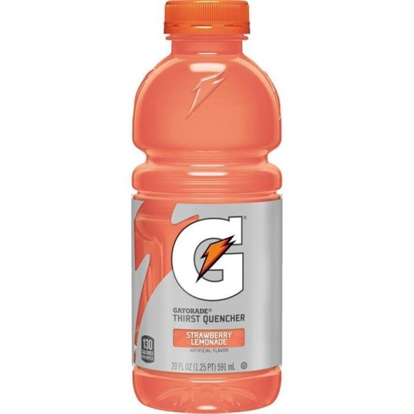 Gatorade - Strawberry Lemonade 591 ml
