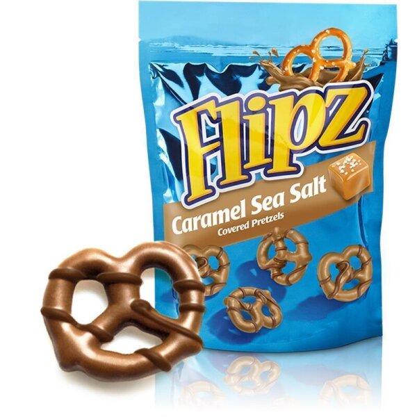 Flipz - Caramel Sea Salt (US) 141g